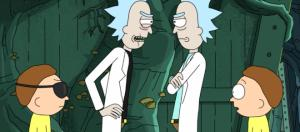 'Rick and Morty' via Wikimedia Commons