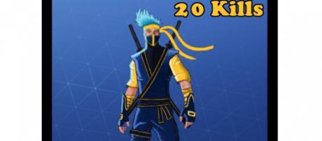A Ninja skin concept - YouTube/Chaos