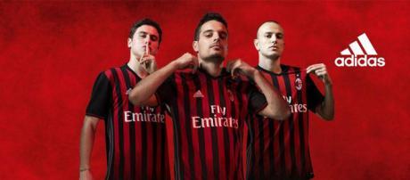 AC Milan Adidas 2016-17 Home kit (OFICIAL) - todosobrecamisetas.com