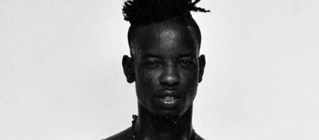 Le jeune styliste camerounais Davy Eboueme