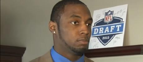 Marcus Easley could replace Slater on special teams (Image Credit: Buffalo Bills Fan Channel/YouTube)