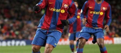 O atleta participou de uma era gloriosa do Barça