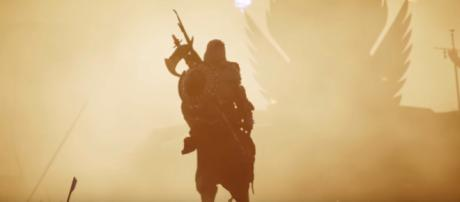 Official launch trailer for Assassin's Creed Origins: The Curse of the Pharaohs DLC [Image via Ubisoft US/YouTube Screencap]