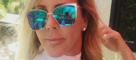 'Real Housewives of Orange County' star, Vicki Gunvalson. (Photo credit: Vicki Gunvalson/Instagram)