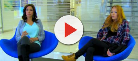 Farrah Abraham and Maci Bookout appear on 'Teen Mom OG.' [Photo via MTV/YouTube]