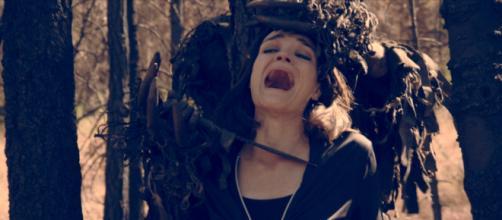 Actress Jamie Bernadette loves the horror genre. / Image via Clint Morris, October Coast PR, used with permission.