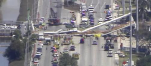 Al menos cuatro muertos en Miami al derrumbarse un puente peatonal ... - diarioelpopular.com