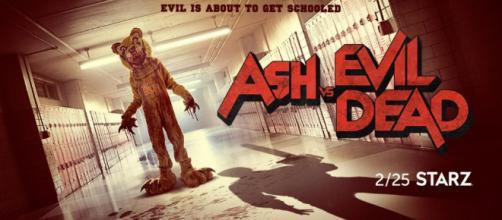 """""""Ash vs. Evil Dead' temporada número 3."""