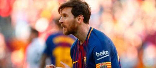 Barça : Explication de la danse amusante de Messi