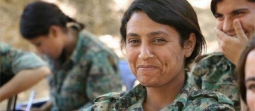 Barin Kobani è stata trucidata e mutilata da parte dell'esercito di Erdogan
