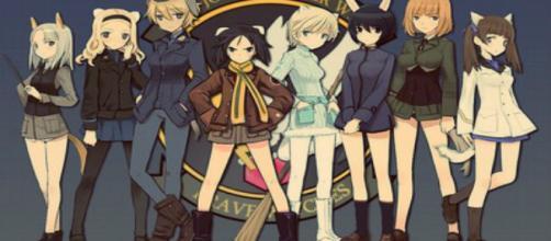 brave witches hablemos de este anime