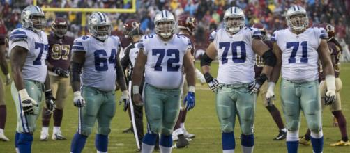 Dallas Cowboys could make 6 moves to free up $36M without releasing anyone [Image by Keith Allison / Flickr]