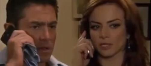 Eduardo engana Fernanda e ela fica magoada