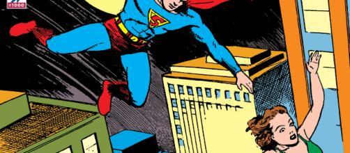 El debut en el cómic de Luthor no decepciona y cuenta con una narración cómica que parece que es un cómic moderno.