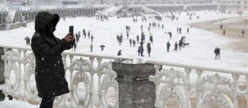 El tiempo: Llega una ola de frío siberiano, nieve y hielo después ... - elespanol.com
