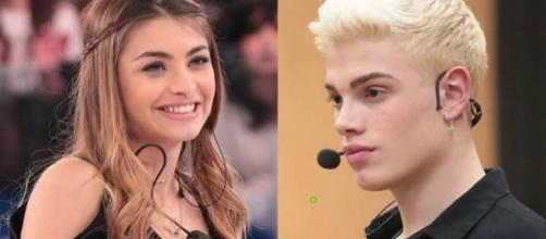 Gossip Amici 17: Emma e Biondo sono fidanzati? Spunta l'ex di lei.