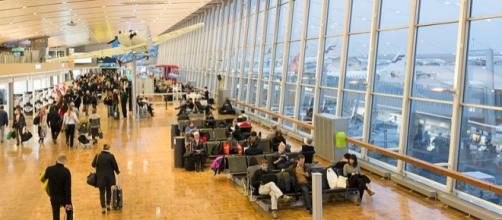 Helsinki-Vantaa Airport (Image credit – Antti Yrjonen, Wikimedia Commons)