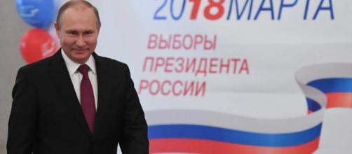 Internacional: Putin ganas las elecciones con amplia ventaja