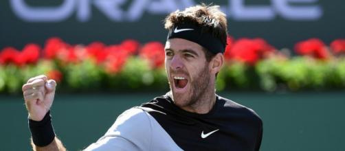 Juan Martín del Potro derrota a Roger Federer en Indian Wells - cibercuba.com