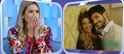 Livia Andrade revela se ficou com ex-BBB Lucas, o 'Noivo de Taubaté'