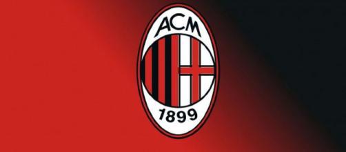 Logo del Milan, squadra partecipante del Torneo di Viareggio.