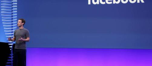 Mark Zuckerberg cofundador y CEO de Facebook