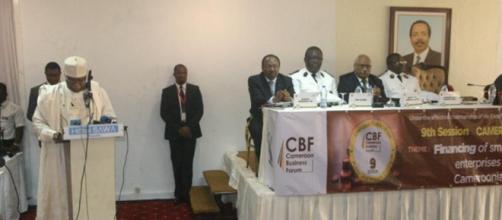 Médiathèque - douala.cm durant le Camerooon Business Forum