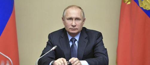 Putin vencedor en las elecciones