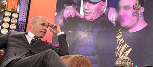 """Sálvame': Carlos Lozano reaparece tras algunas horas """"desaparecido"""" - okdiario.com"""