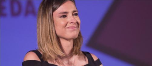 Sandra Barneda, presentadora de televisión