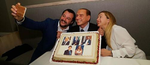 Scintille Salvini Berlusconi per camere e governo - ilgazzettino.it