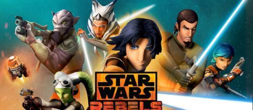 Star Wars Rebels: Nuevo tráiler y fecha de estreno de la temporada ... - com.ar