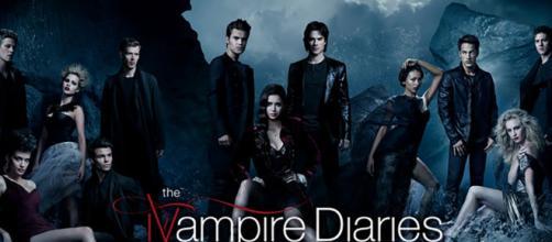 Vampire Diaries SERIE DE TELEVISION