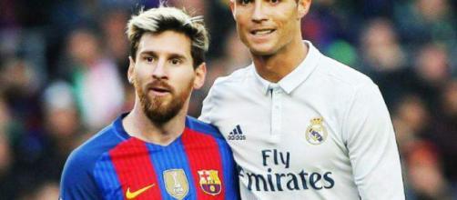 Video: Lo que hicieron Messi y Cristiano Ronaldo previo al inicio ... - laprensa.hn