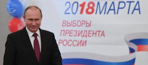 Vladimir Putin reelecto como presidente de Rusia con 70% de votos ... - com.do
