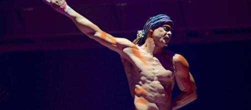Yann Arnaud muere en escena en Cirque du Soleil