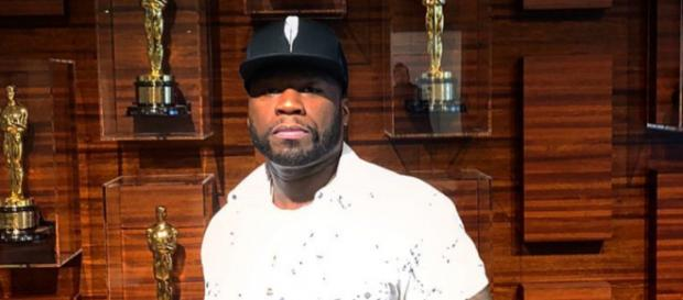 50 Cent responds to Vivica Fox's new tell all. [Image via 50 Cent/Instagram]