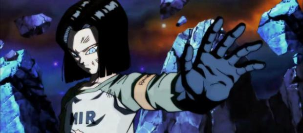 Android 17 is alive in Tournament of Power - Image Credit - Super Saiyan Paul | YouTube