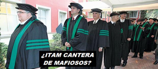El ITAM provee más funcionarios al gobierno de México que ningún otra Institución Universitaria, por su capacidad de asociación criminal