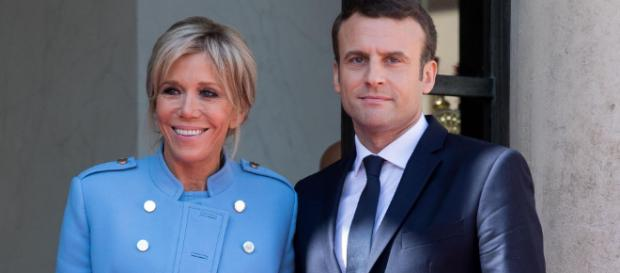 Emmanuel & Brigitte Macron: la historia de amor sin límites