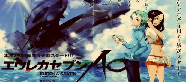 Eureka Seven AO the anime review