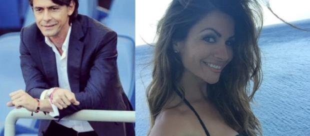 Filippo Inzaghi sembra aver archiviato la sua storia d'amore con la Ventura