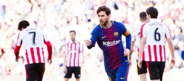 Leo Messi esteve novamente incrível no Camp Nou