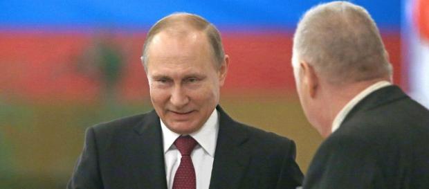 Poutine. Au Kremlin jusqu'en 2024 - Monde - LeTelegramme.fr - letelegramme.fr