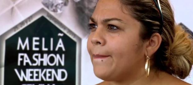 Saray confronta a Fernando en Supervivientes