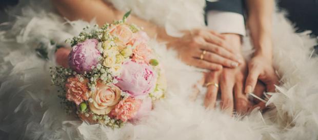 Si è celebrato uno dei matrimoni da favola.