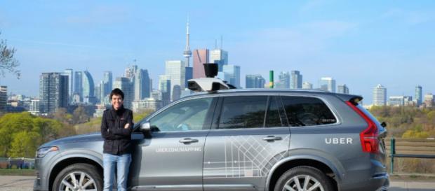 Uber, come funziona il cervello dell'auto che si guida da sola ... - panorama.it