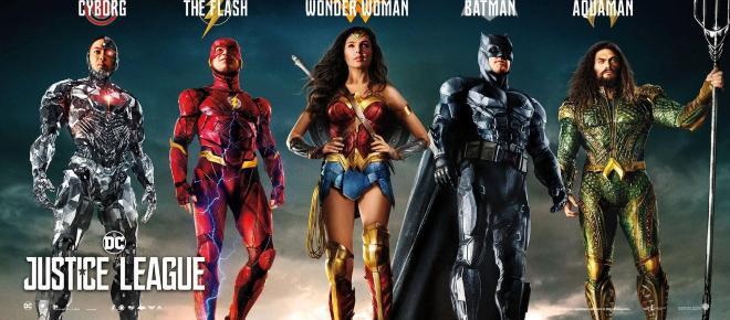 'Liga de la Justicia' es la peor película en taquilla del DCEU