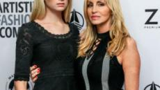 Exclusive interview: Mason and Camille Grammer give updates on careers