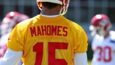 NFL: Los Chiefs están muy entusiasmados con Patrick Mahomes